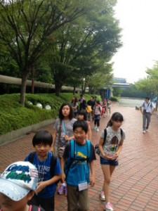 2013年「夢と希望と絆の架け橋」プロジェクト」大阪ガス科学館5