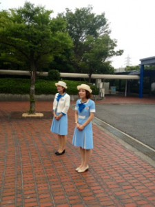 2013年「夢と希望と絆の架け橋」プロジェクト」大阪ガス科学館2