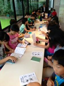 2013年「夢と希望と絆の架け橋」プロジェクト」大阪ガス科学館8