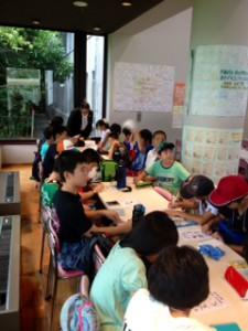 2013年「夢と希望と絆の架け橋」プロジェクト」大阪ガス科学館9
