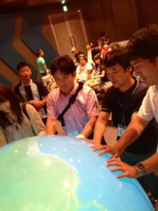 2013年「夢と希望と絆の架け橋」プロジェクト」学び11