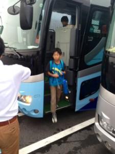 2013年「夢と希望と絆の架け橋」プロジェクト」琵琶湖7月31日3
