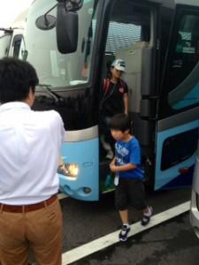 2013年「夢と希望と絆の架け橋」プロジェクト」琵琶湖7月31日4