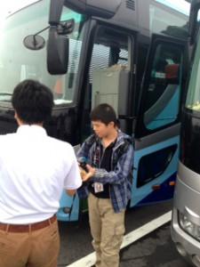 2013年「夢と希望と絆の架け橋」プロジェクト」琵琶湖7月31日