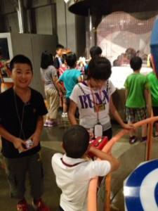 2013年「夢と希望と絆の架け橋」プロジェクト」遊び3