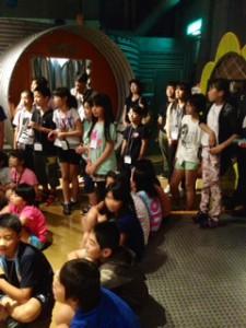 2013年「夢と希望と絆の架け橋」プロジェクト」遊び8