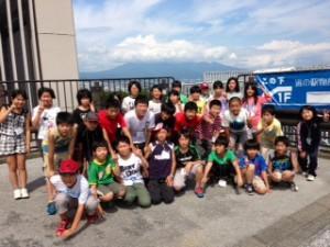 2013年「夢と希望と絆の架け橋」プロジェクト」最終日12