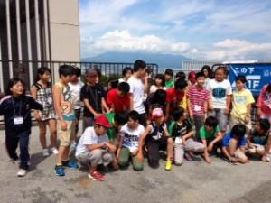 2013年「夢と希望と絆の架け橋」プロジェクト」最終日13