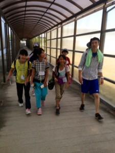 2013年「夢と希望と絆の架け橋」北淡記念公園34